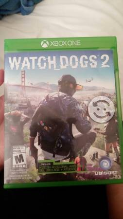 Juego para xbox one watch dogs 2