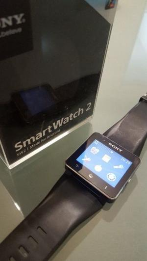 RELOJ SmartWatch 2 Sony, Android, Bluetooth