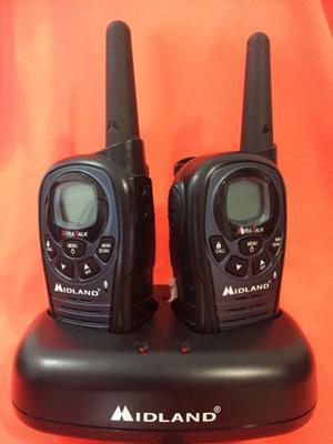 Radios de comunicación Midland