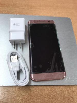 Samsung galaxy s7 edge rosa negro plata dorado nuevos