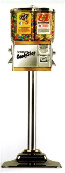 Vendo máquinas expendedoras de dulces (Vending Machines