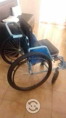 Vendo silla de reuedas en perfectas condiciones