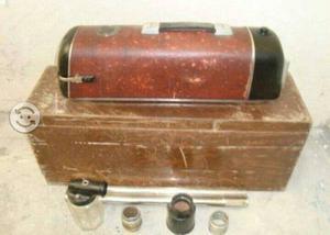 Aspiradora electrolux con estuche y accesorios