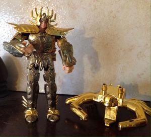 Caballero del Zodiaco Cancer (Dorado)