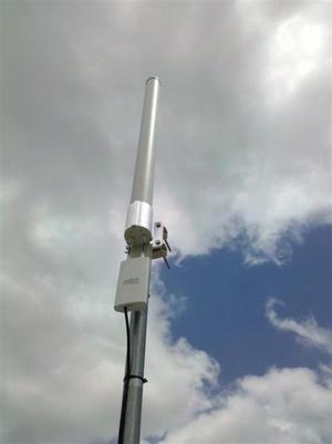 Instalaciones de antenas WiFi largo alcance