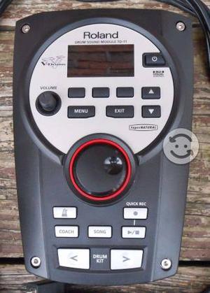 Modulo de bateria electronica roland td11