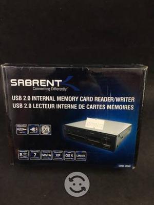 Multilector de tarjetas para gabinete