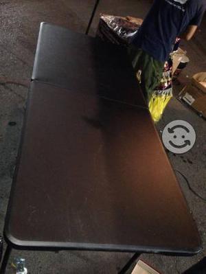 Toldos, mesas y sillas plegables nuevas