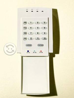 Alarma SDS con 2 controles remotos