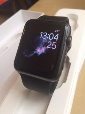 Apple Watch 42 mm Space Gray especial para iPhone