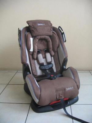 Autoasiento safety 1st booster 3 en 1 cafe