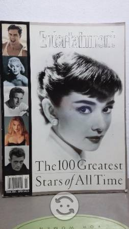 Libro the 100 greatest stars of all time