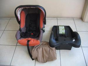 Portabebé safety 1st autoasiento para bebe recien nacido