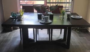 Se vende Hermosa mesa fina de madera 100%Pino