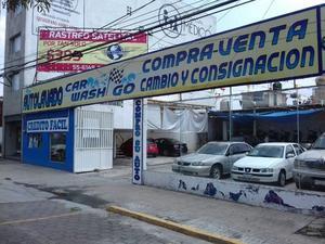 TRASPASO AUTOLAVADO