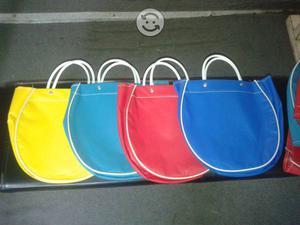 4o bolsas de mandado en vinil