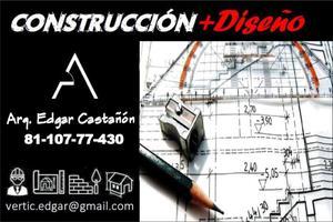 CONSTRUCCIÓN & DISEÑO Arquitecto