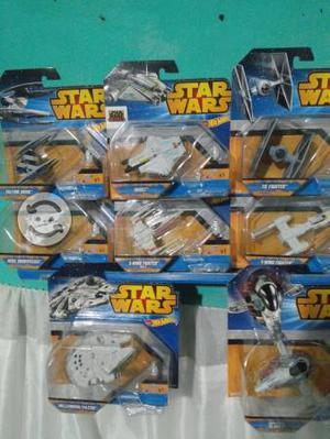 Coleccion de naves star wars