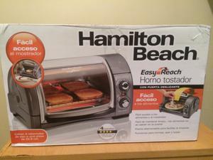 Horno tostador Hamilton Beach