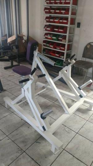Aparato Remo Sentado Espalda Cracken Gym Gimnasio