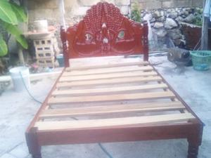 Base de cama matrimonial