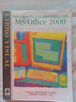 Libro Introduccion a la informatica con MS-OFFICE