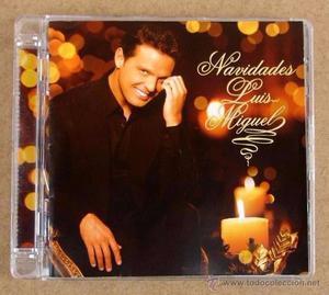 Luis Miguel, Navidades, Cd original