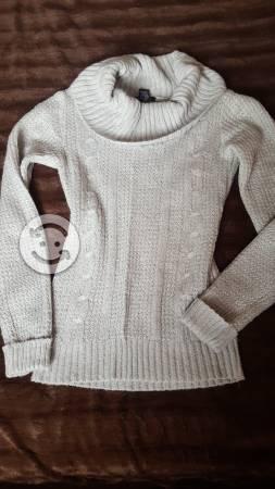 Suéter de puntos talla G