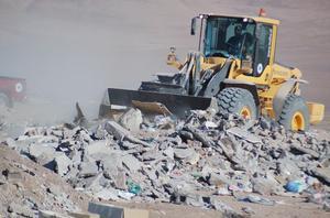 retiros de escombro, flestes, excavaciones, arena, grava,