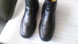 Botas de piel marca clinicus