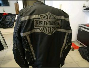 Chamarra Harley Davison Talla L