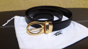 Cinturón MONT BLANC original