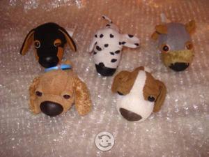 Lote de Figuras The Dog