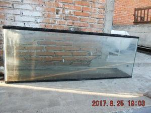 Pecera Gigante de 500 litros con base de fierro