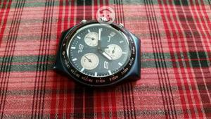Reloj swatch irony de cronos aluminio