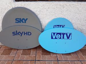 SKY NUEVA ERA HD - SKY -VETV HD -VETV PLUS HD