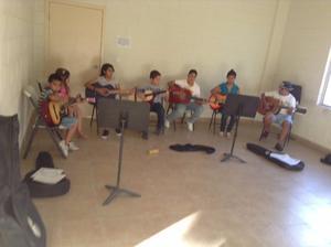 curso de violin y guitarra