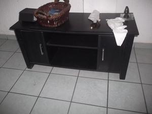 mueble para la T.V.