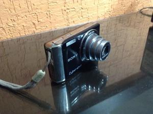 Camara fotos y video digital marca sony ciber shot negra