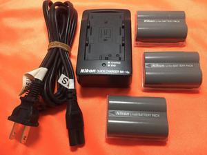 Cargador de batería Nikon
