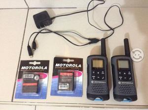 Radios Motorola talkabout t200 detalle