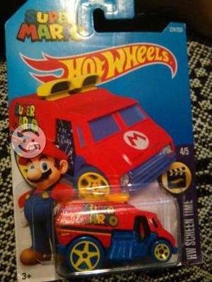 Hot wheels cool-one super mario