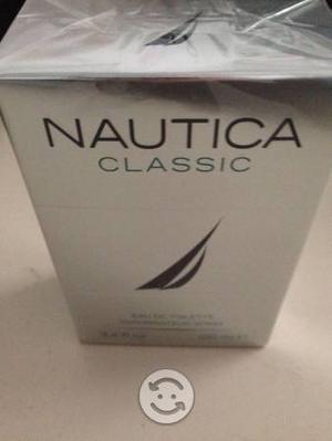 Locion Nautica Classic para caballero