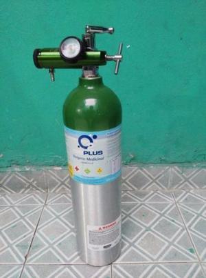 Tanque de oxigeno portátil