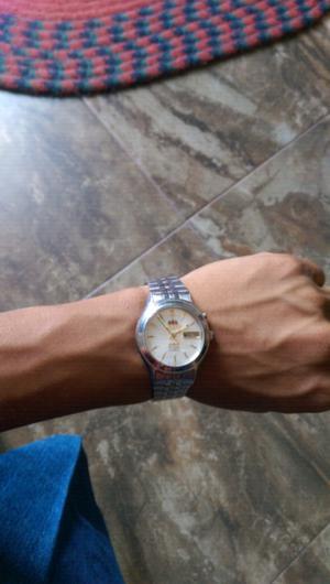 reloj marca orient automatico
