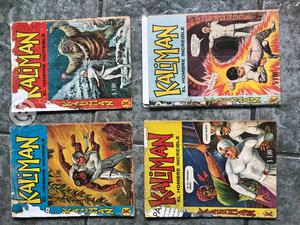 Kaliman lote de 36 revistas de los 90's