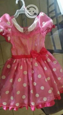 Vendo vestido de Minnie mouse original de Disney