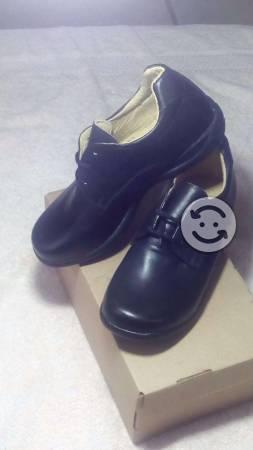 Zapato escolar 100% piel