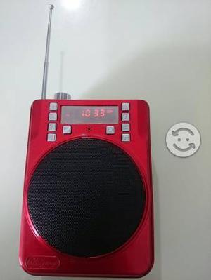 Amplificador multifuncional sd usb fm micrófono