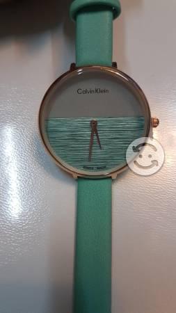 Reloj Calvin Klein menta nuevo
